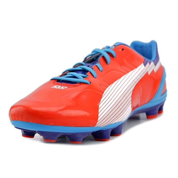 Puma EvoSPEED 3 FG Women Round Toe Synthetic Cleats
