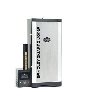 Bradley Bs916 Digital 6-Rack Bluetooth Compatible Smart Smoker