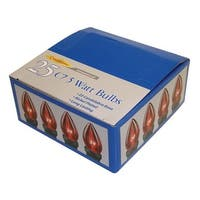 Celebrations UYRU4511 C7 Red Replacement Bulbs