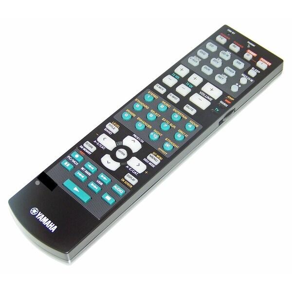 OEM Yamaha Remote Control Originally Shipped With: HTRN5060, HTR-N5060, RXN600, RX-N600, RXN600BL, RX-N600BL