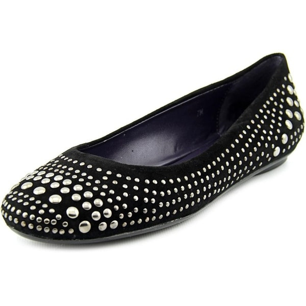 Vaneli Bryana Women Round Toe Synthetic Flats