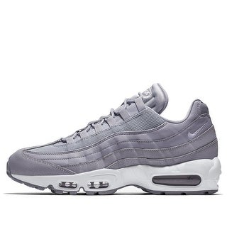 sale retailer f78f2 3f367 Shop Nike Air Max 95 Essential Wolf Grey (749766-037) Men - Free Shipping  Today - Overstock - 25762432