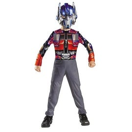 Transformers Optimus Prime Child Costume Size S (4-6)