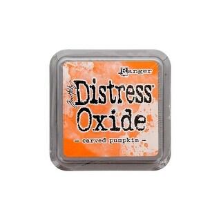 Ranger THoltz Distress Ink Pad Oxide Carvd Pumpkin