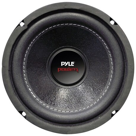 """Pyle 6.5"""" 600W Max 4Ohm Subwoofer-Sold each"""
