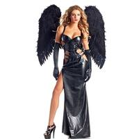 Gothic Goddess Costume, Hoty Angel Costume For Women