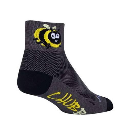 SockGuy Women's 2in Chubbee Cycling/Running Socks