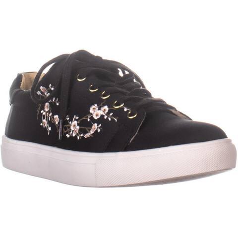 Nanette Nanette Lepore Winona Fashion Sneakers, Black - 10 US