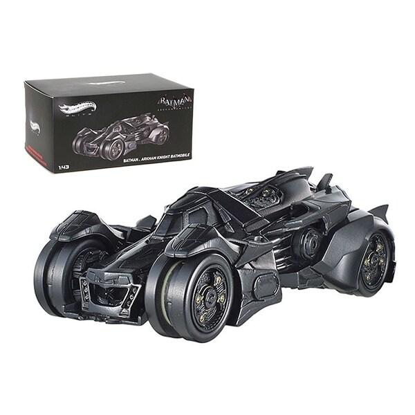 9363fd830cd4e Batman Arkham Knight Batmobile Elite Edition 1/43 Diecast Car Model by  Hotwheels