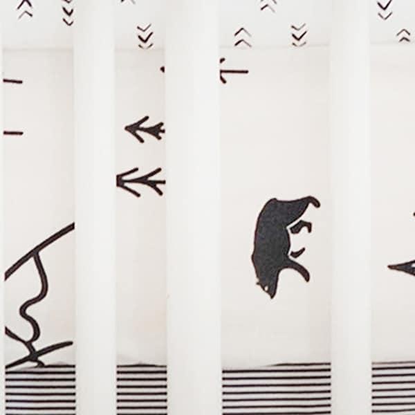 Little Black Bear Crib Sheet. Opens flyout.
