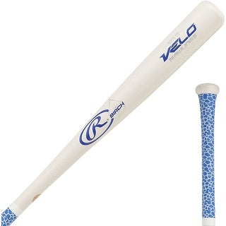 Rawlings Velo Birch Wood Baseball Bat