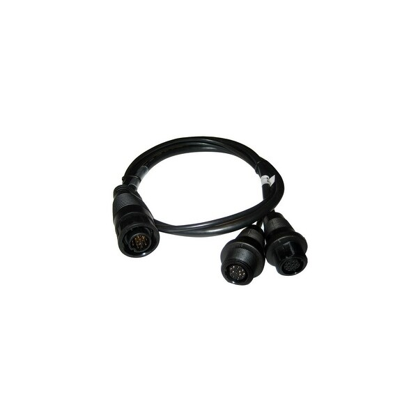 Mega Side Imaging and Dual Beam Splitter Cable - 14 Pin 14-M-SIDB-Y 720103-1