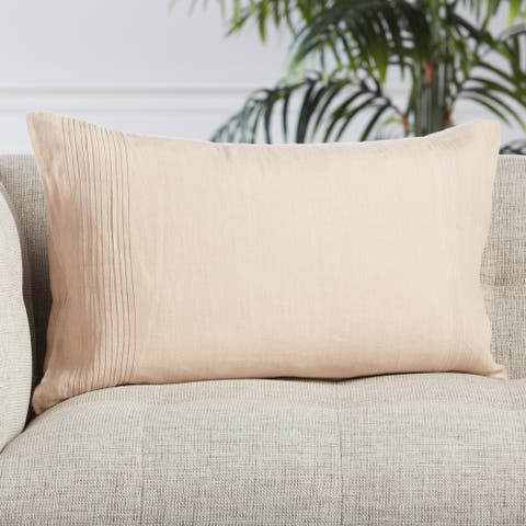 Airlia Solid Lumbar Pillow