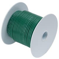 Ancor Green 16 AWG Tinned Copper Wire - 100' - 102310