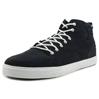 DVS Elm Round Toe Suede Sneakers