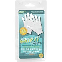 Grip Gloves For Free Motion Quilting-Medium