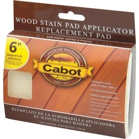 Cabot Replacement Stain Pad