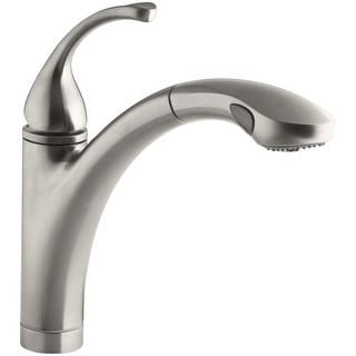 kohler k10433 forte singlehole or 3hole kitchen sink faucet with