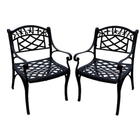Nova Set of two Chairs without Cushions