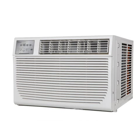 Midea MAW18H2ZWT 18,000 Window Air Conditioner Heat & Cool 230V