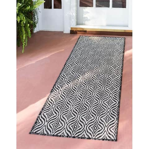 Unique Loom Outdoor Deco Area Rug