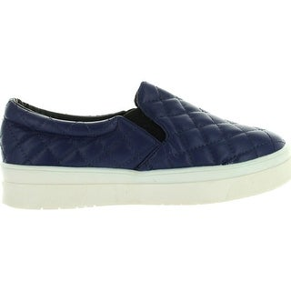 Cape Robbin Adelaide-Yx-3 Women's Slip On Quilted Sneaker Comfort School Shoes