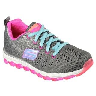 Skechers 80035 CCMT Girl's AIR ULTRA - GLITTERBEAM Sneaker