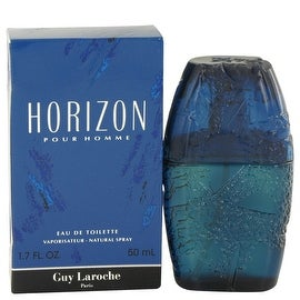HORIZON by Guy Laroche Eau De Toilette Spray 1.7 oz - Men