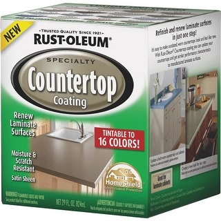 Rust-Oleum Dp Tintbs Countertop Kit 254853 Unit: EACH