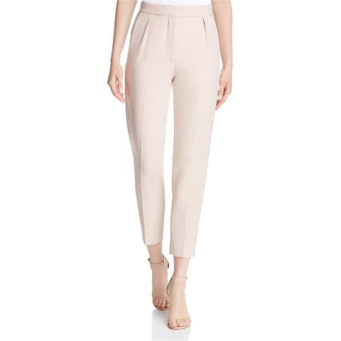 Theory Womens Prospective City Casual Trouser Pants