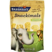 Barbara's Bakery - Wheat Free Snackimals Cookies ( 6 - 7.5 OZ)