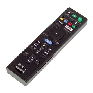 NEW OEM Sony Remote Control Originally Shipped With UBP-X1000ES, UBP-X800