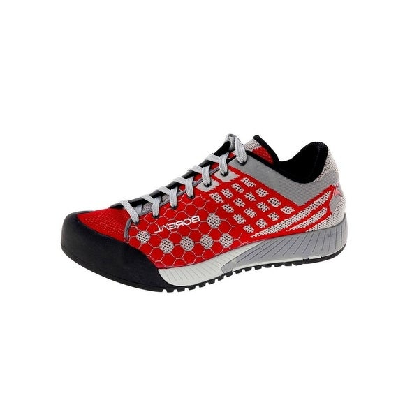 Boreal Athletic Shoes Mens Lightweight Vibram Salsa Rojo Red