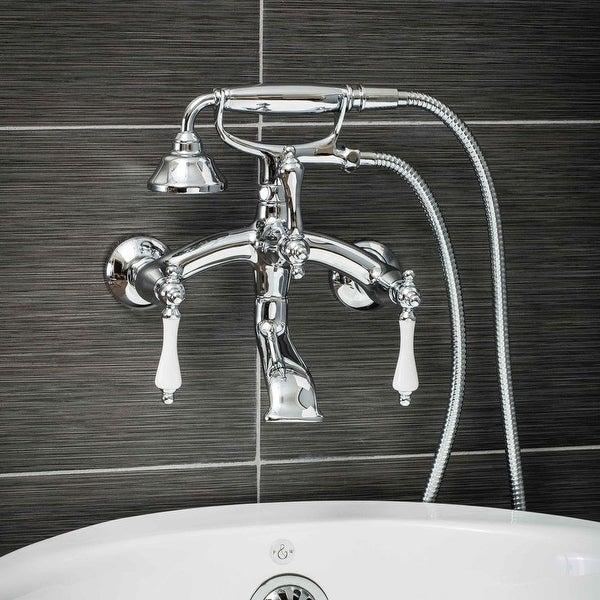 Shop Pelham & White Luxury Tub Filler Faucet, Vintage ...
