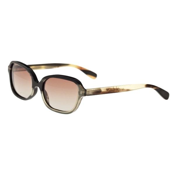 c0e28f744a9e Shop Bertha Harley Women s Real Animal Horn Sunglasses - 100% UVA UVB  Prorection - Polarized Lens - Multi - On Sale - Free Shipping Today -  Overstock - ...