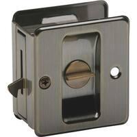 Schlage Lock Ab Priv Pocket Door Pull SC991B-609 Unit: EACH