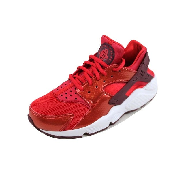 d9d4a3cc36c4a Shop Nike Women s Air Huarache Run University Red Night Maroon-White ...