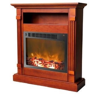 Corner Fireplaces For Less Overstock