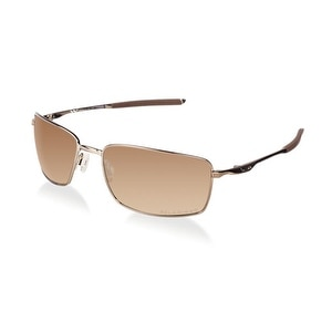 Oakley Square Wire OO4075-06 Polarized Sunglasses