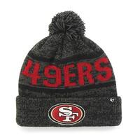 San Francisco 49ers Northmont Knit Hat