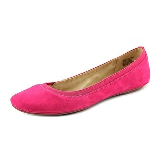 Bandolino Edition Women  Round Toe Canvas Pink Flats