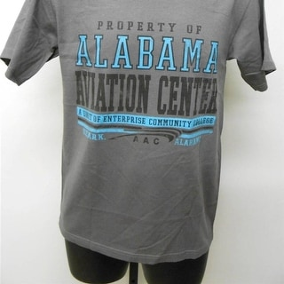 Alabama Aviation Center Enterprise Mens Sizes S M XL Shirt