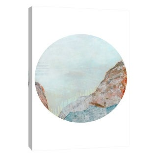 """PTM Images 9-108520  PTM Canvas Collection 10"""" x 8"""" - """"Pinnacle 4"""" Giclee Mountains Art Print on Canvas"""