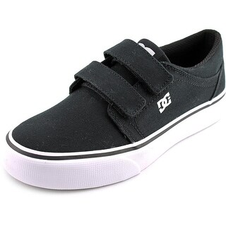 DC Shoes Trase V Round Toe Canvas Skate Shoe