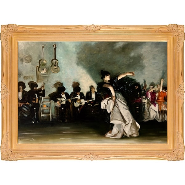 John Singer Sargent 'El Jaleo' Hand Painted Oil Reproduction