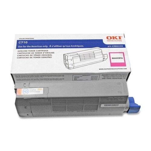 OKI Toner Cartridge - Magenta Toner Cartridge