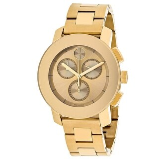 Movado Women's Bold Gold Dial Watch