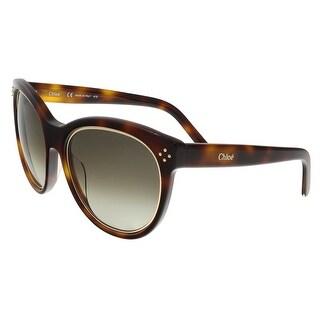 Chloe CE690/S 219 Tortoise Butterfly Sunglasses