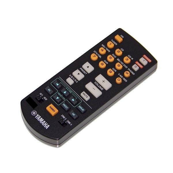 OEM Yamaha Remote Control Originally Shipped With: RXV1800, RX-V1800, RXV1800BL, RX-V1800BL