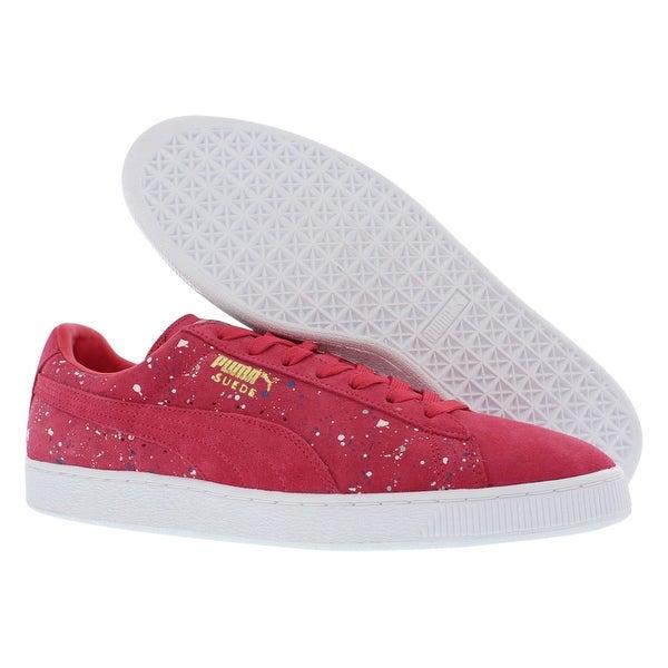 Puma Suede Classic Splatter Men's Shoes Size